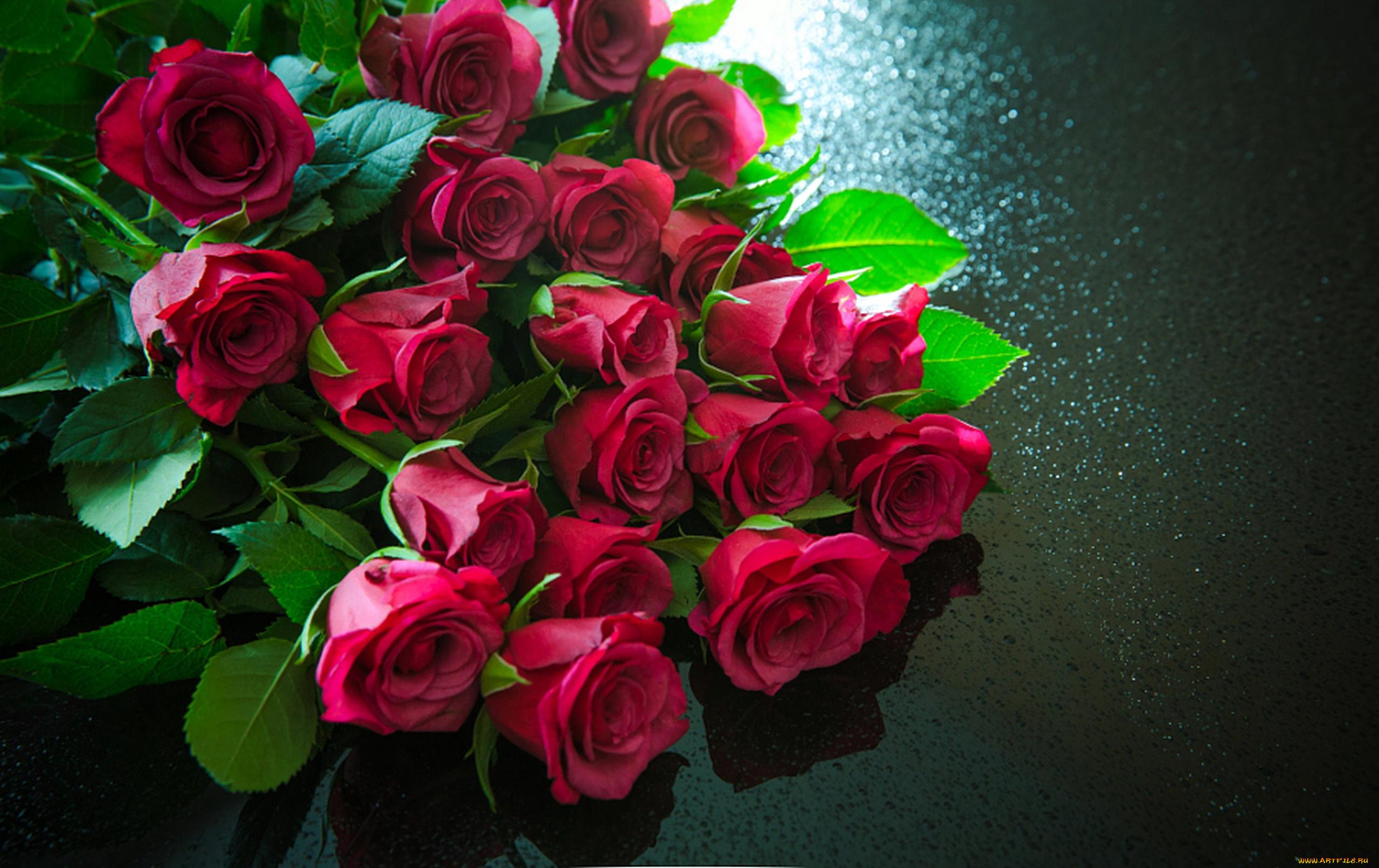 открытка цветы розы анимационные как
